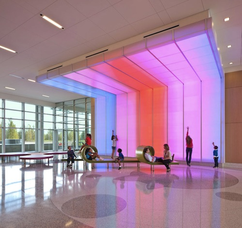 10 Most Colorfully Inspiring Children S Hospitals In The World